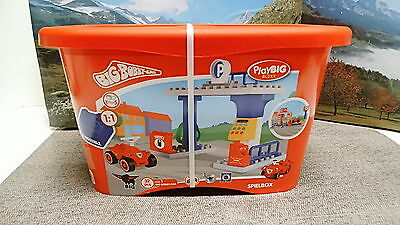 Playbig Bloxx Big Bobby Car Spielbox 32teile Neu Bobby Car Kinderfahrzeuge