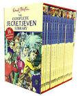 Enid Blyton Secret Seven Complete Collection by Enid Blyton (Paperback, 2013)