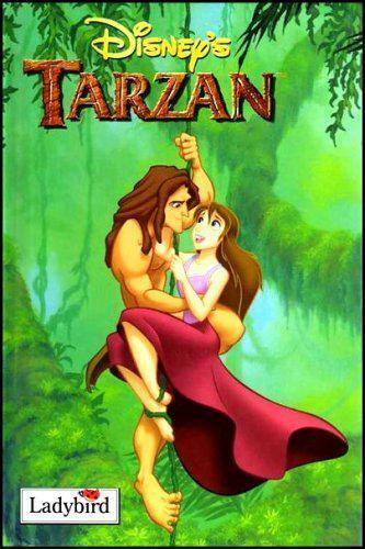 Tarzan (Marienkäfer Disney Classics) Von, Akzeptables Gebraucht Buch (Hardcover)