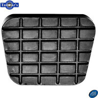 60-72 Chevy Gmc Pick Up Pickup Truck Brake Or Clutch Pedal Rubber Pad - Each
