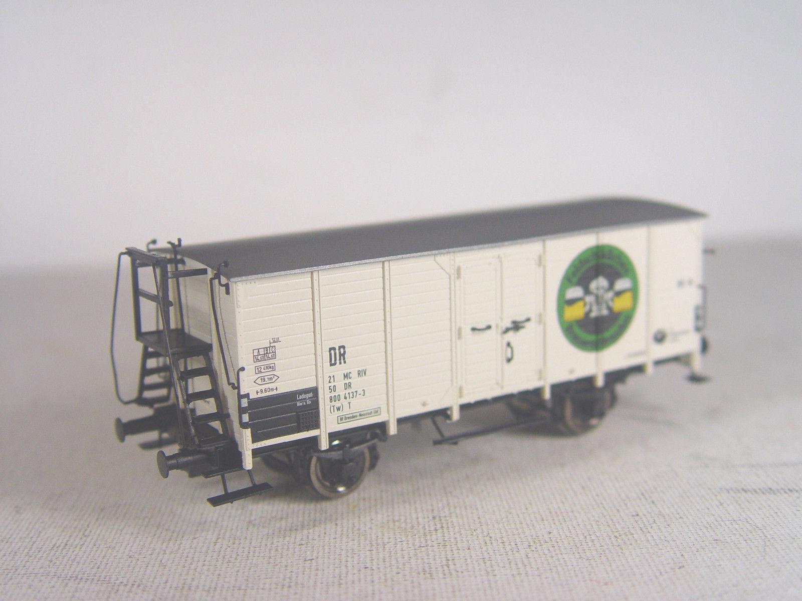 DR  Bierwagen G10 - Feldschlösschen    - Brawa HO Wagen 1 87 - 49087   E f08b6f