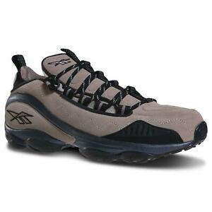 Reebok X Kick Labs Dmx Run 10 Baskets Chaussures Sneakers Sable Beige Rétro Vintage