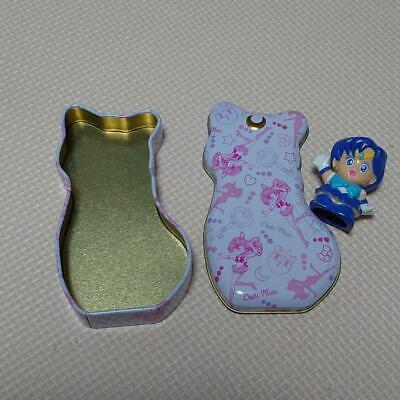 Sailor Moon Tin Can Case Chibi Moon