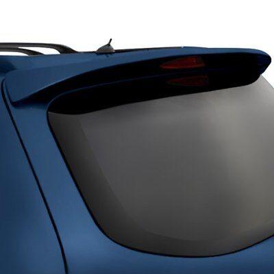 For Hyundai Santa Fe 07-12 Factory Style Fiberglass Rear Roof Spoiler Unpainted