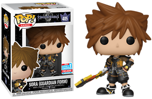 Funko Pop  Kingdom Hearts III 405 Sora Guardian Form NYCC 2018 Fall Convention