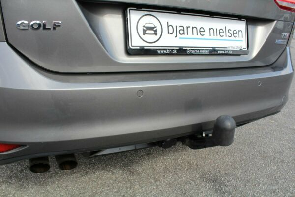 VW Golf VII 1,4 TSi 122 Comfortl. Vari. BMT billede 3
