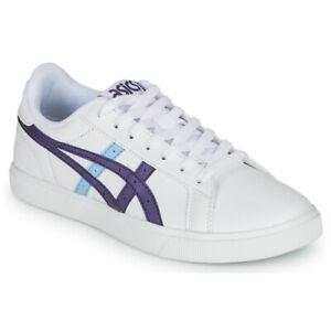 Asics Classic CT Sizes 3.5, 4, 4.5 White RRP £55 Brand New Last few Pairs