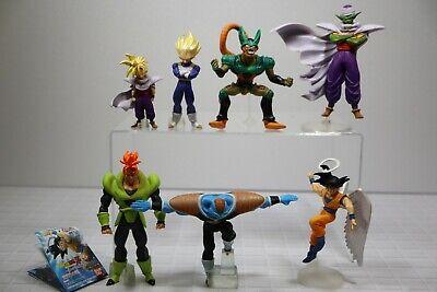 Dragon Ball Z Capsule Figures Set Cell Saga