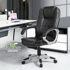 High Back Ergonomic Office Racing Excecutive Chair Leather Computer Task Chair