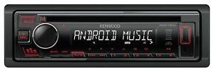 Kenwood-KDC-130UR-CD-MP3-Autoradio-mit-USB-AUX-IN