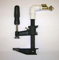 Cutaway Practice Lock Cylinder And Lock Holder For Locksmith Practice Training