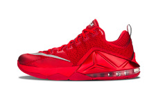 88fa6a92538 item 3 Nike Air LeBron 12 Low UNIVERSITY RED ALL OVER OCTOBER 724557-616 sz  11.5 James -Nike Air LeBron 12 Low UNIVERSITY RED ALL OVER OCTOBER  724557-616 sz ...
