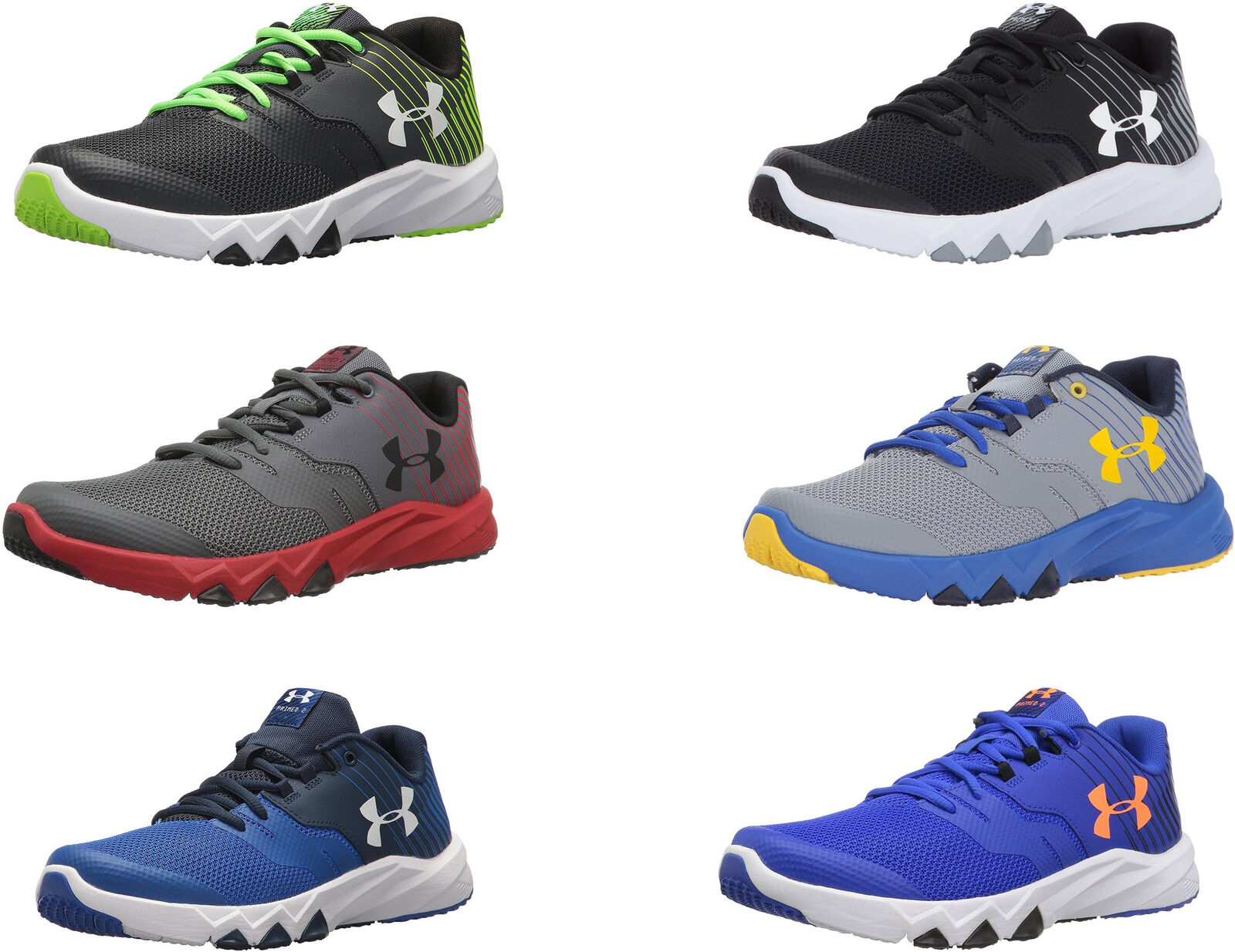 9c5a0f3bbc9 Details about Under Armour Boy s Primed 2 Running Shoes