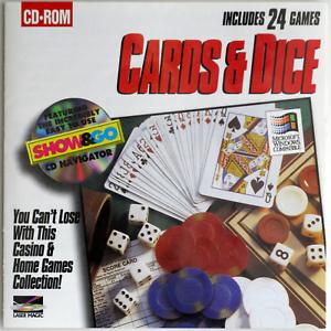 Details about Vintage Cards & Dice, Windows 3 1, 24 Freeware, Shareware &  Public Domain Games