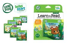 LeapFrog LeapStart Book set of 6, Learn To Read Volume 2 w/ Phonics, Vowel Teams