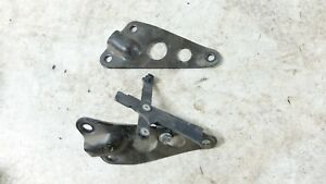 95 Honda CB250 CB 250 Nighthawk engine motor mount brackets
