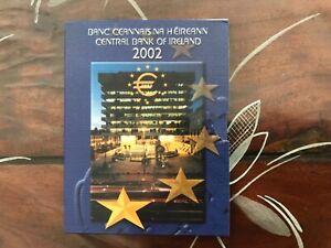 RARE COFFRET BU EURO IRLANDE 2002 - 20.000ex - NEUF