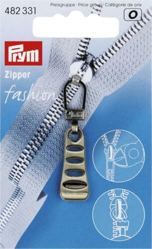 Prym fashion-Zipper cremallera-Zipper escalera altmessing 1 St 482331