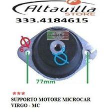 KIT 4PZ SUPPORTO MOTORE CAMBIO MICROCAR VIRGO MC1 MC2 FAMILY