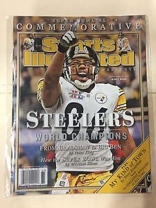 47d72c9987c Image is loading 2006-Hines-Ward-Pittsburgh-Steelers-Super-Bowl-Sports-