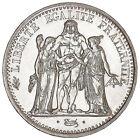 Piece argent 10 francs Hercule années variées