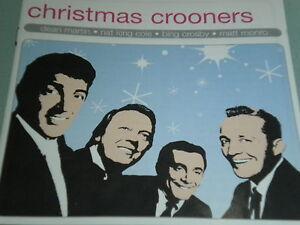 Various-Artists-Christmas-Crooners-CD-Album-2003-EMI-21-Great-Tracks