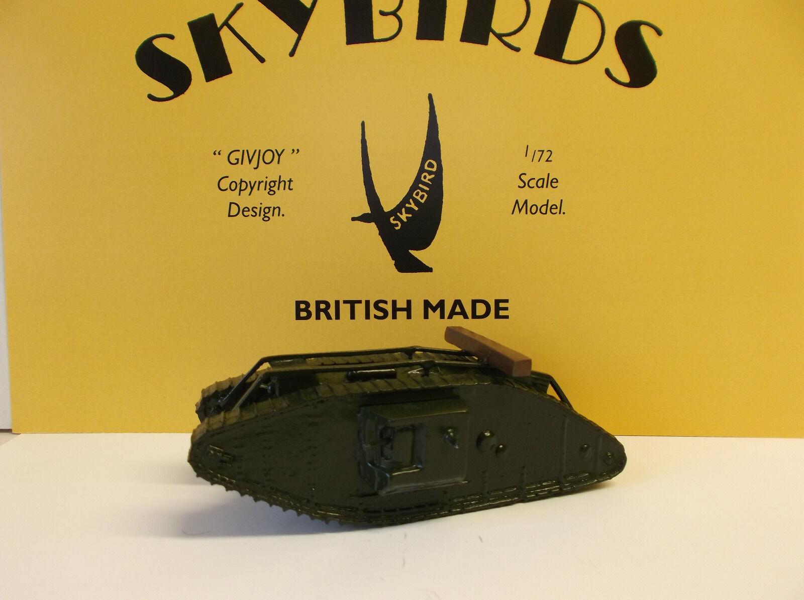 Skybirds Models Male Male Male Tank WW1 14ab30