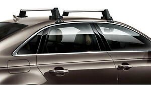 Genuine-Audi-A4-8W-Saloon-Chassis-Roof-Bars-8W5071126