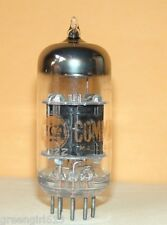 RCA Command 5814 A Black Plates Vacuum Tube Strong Bal Results 1770/1850 µmhos
