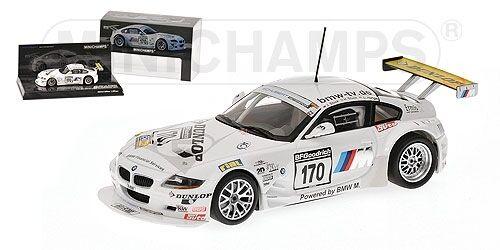 Bmw z4 m Coupe 'teatro hurtgen 1st class VLN 250 Mile Race 2007 1 43 Model