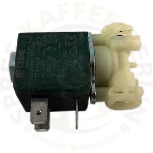 ORIGINAL Solenoidventil Ventil Magnetventil Kaffeeautomat De/'Longhi 5213218321