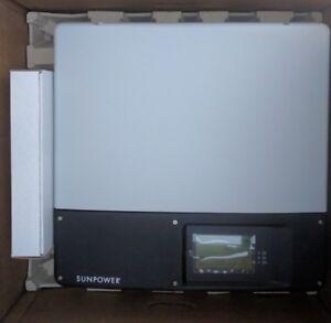Details about SMA/Sunpower SB3000TL-US-22 inverter w/ DC Disconnect +  factory warranty