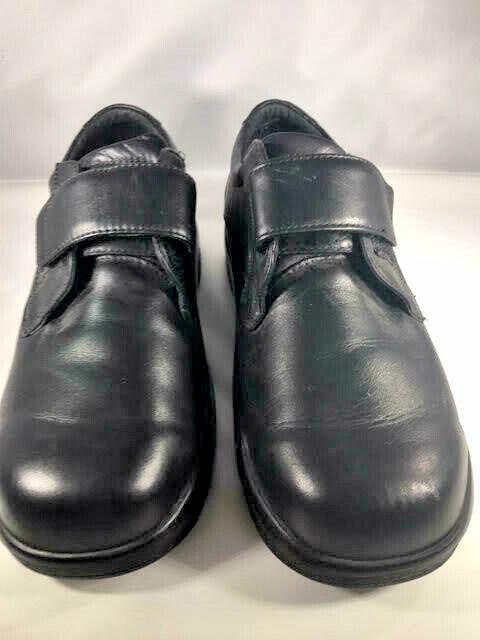 Apex Para hombre 1261 Conform diabéticos zapatos talla 11  Sola Correa