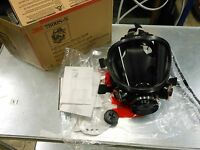 3m 7800s-s Full Face Respirator Small With Model 701 Filter Adapter In Box