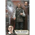 Pirates of The Caribbean Series 1 Will Turner 7in Action Figure NECA Toys
