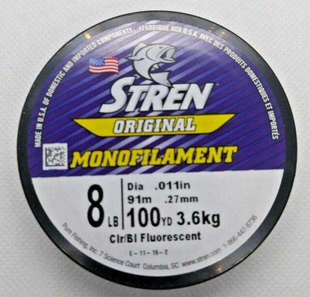 Stren Original Monofilament Fishing Line