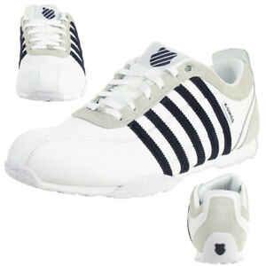 K Swiss Arvee Herren Sneaker Weiß Schuhe, Grö | real