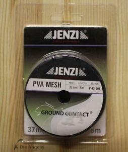 Jenzi-Ground-Contact-PVA-Mesh-37mm-fuer-Boilies-Pellets-etc