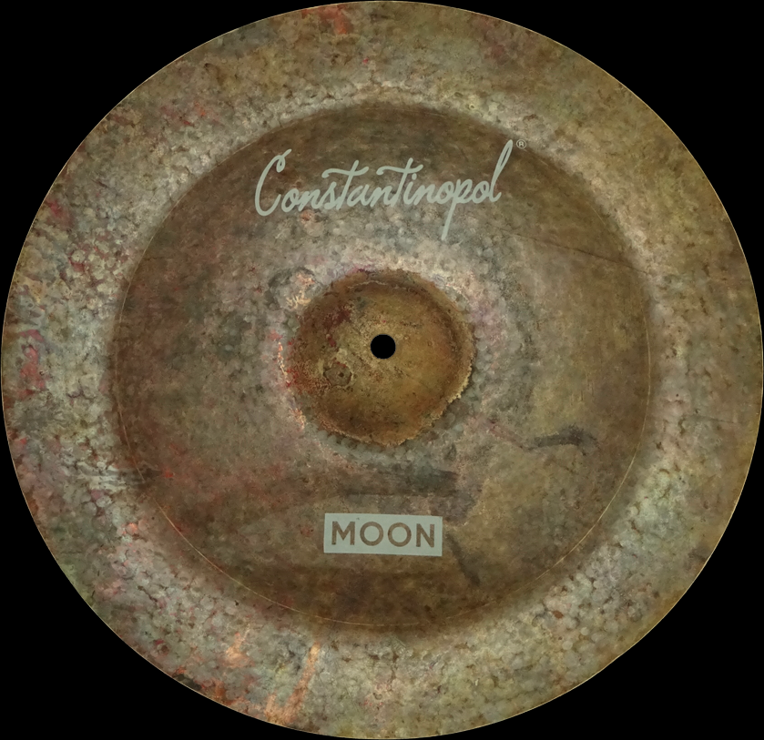 Constantinopol MOON  NA 16  - B20 Bronze - Handmade Turkish Cymbals