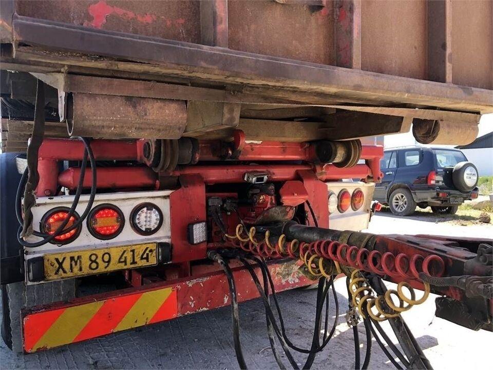 Scania R440LB6X2*4B, årg. 2009, km 725000