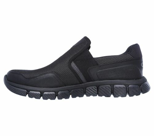 Sneaker flex 0 Flexed 2 nera da uomo Skechers Slip sportiva Wentland Skech On wO0XNP8Znk