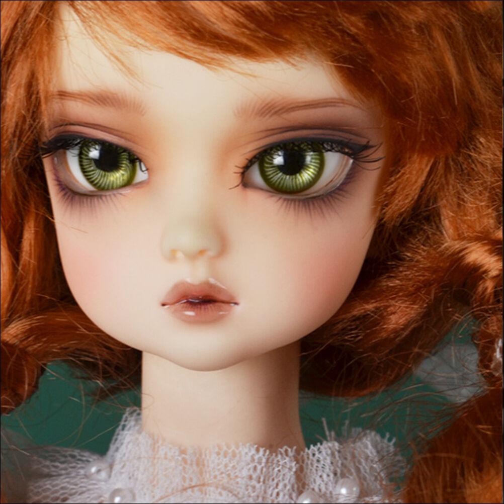 [DOLLMORE] 1 4BJD MSD DOLL Kid Dollmore Girl - Torrie (Make up + 4 ear parts)