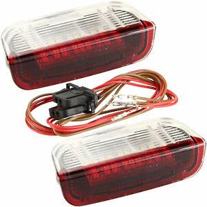 LED türwarnleuchten para VW Golf Plus | 5 | 6 | 7 | sportsvan | 7410