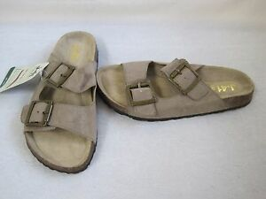 New-Women-039-s-J-41-Adventure-On-Anette-Hanging-Sandal-KP15ANT04H-Tan-Buck-47C