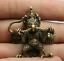1-6-034-Collect-Nepal-Tibetan-Buddhism-Bronze-Garuda-Dhwaja-Buddha-Amulet-Pendant thumbnail 6