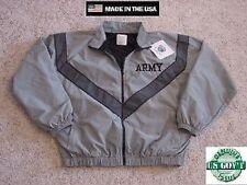 US Army Sport Physical Fitness IPFU Jacke Sportjacke coat Jacket Large Regular