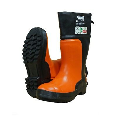 Oregon Yukon II tronçonneuse Safety Boots Class 3 All Sizes