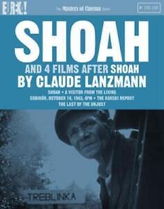 Shoah-And-4-Films-After-Shoah-Blu-RAY-NEW-BLU-RAY-EKA70155