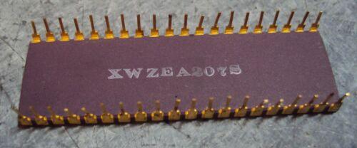Super Rare RCA GOLD 1802 CMOS processor Factory samples from 1970/'s WWOWW