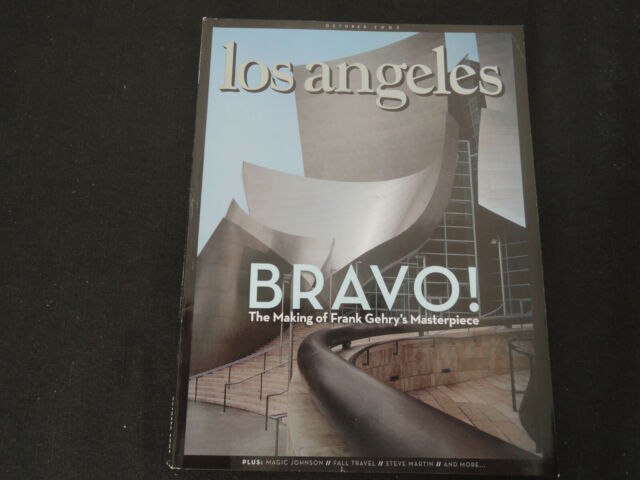 LOS ANGELES MAGAZINE OCTOBER 2003